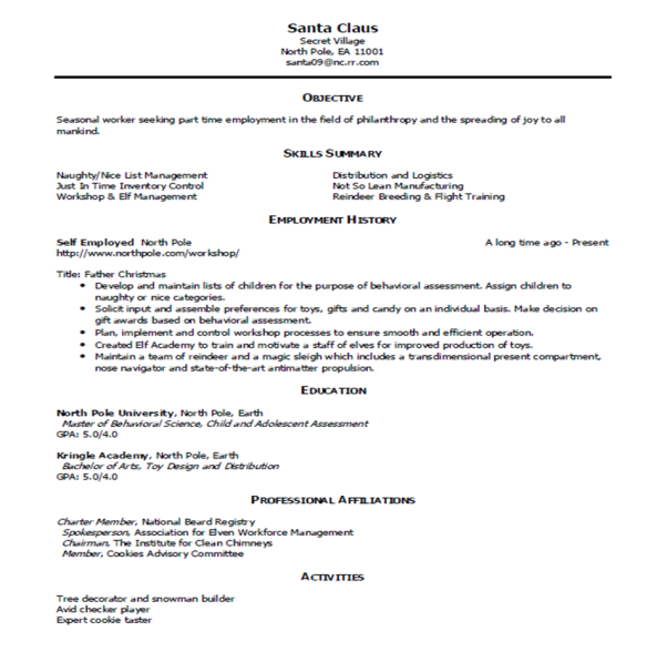 Federal Government Resume Samples.Best Photos Of Knowledge Skills